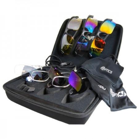 Optics & Hearing Protection